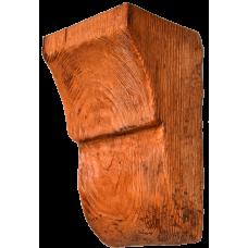 Декоративная консоль 100 х 165мм (для балки на 120мм)