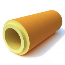 Скорлупа ППУ в защитной оболочке из стеклопластика толщина 40 мм